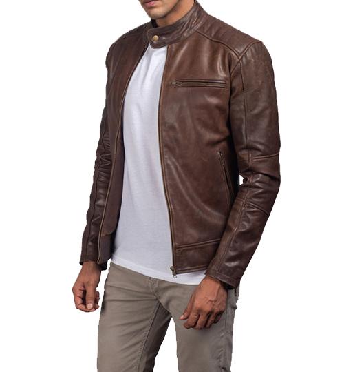 Dean Brown Leather Jacket_02