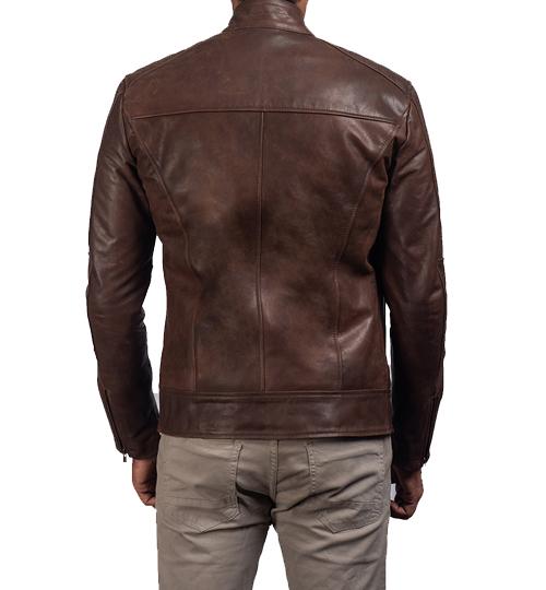 Dean Brown Leather Jacket_04