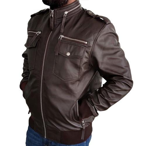 Brooklyn nine-nine Peralta Leather Jacket_02